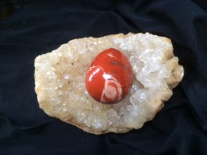 Red Jasper Medium - Studio 4